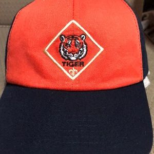 Accessories - Cub Scout Tiger hat os